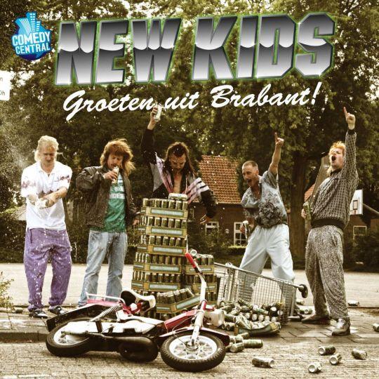 Coverafbeelding Groeten Uit Brabant! - New Kids
