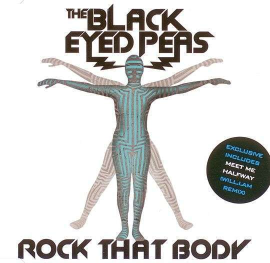 Coverafbeelding Rock That Body - The Black Eyed Peas