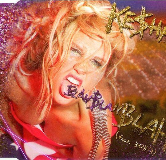 Coverafbeelding Blah Blah Blah - Ke$Ha (Feat. 3Oh!3)