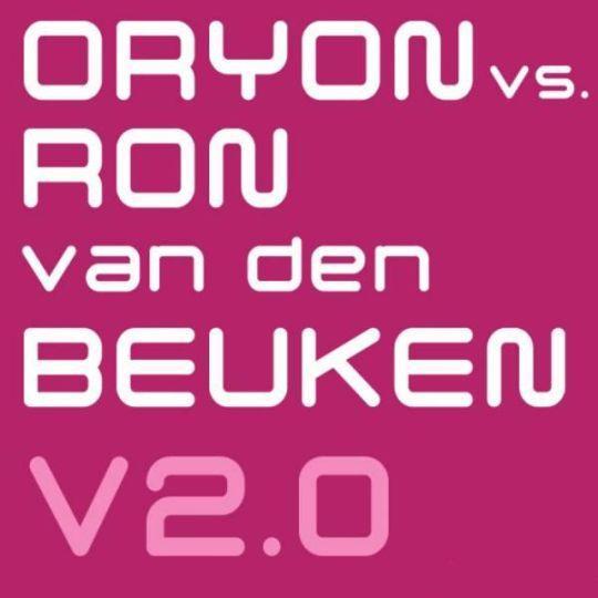 Coverafbeelding V2.0 - Oryon Vs. Ron Van Den Beuken