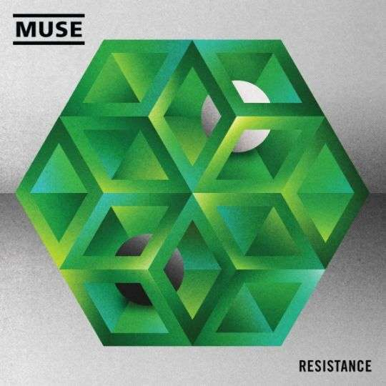 Coverafbeelding Resistance - Muse