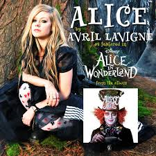 Coverafbeelding Alice - Avril Lavigne