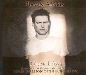 Coverafbeelding Here I Am - Bryan Adams