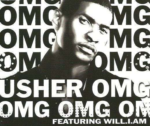 Coverafbeelding Omg - Usher Featuring Will.i.am