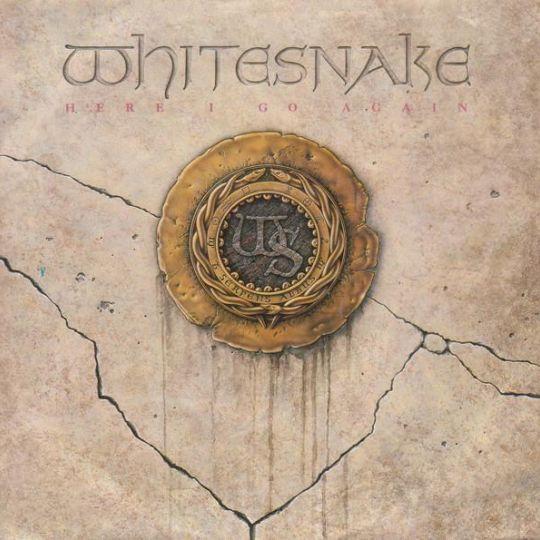 Coverafbeelding Here I Go Again - Whitesnake