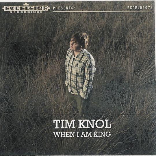 Coverafbeelding When I Am King - Tim Knol