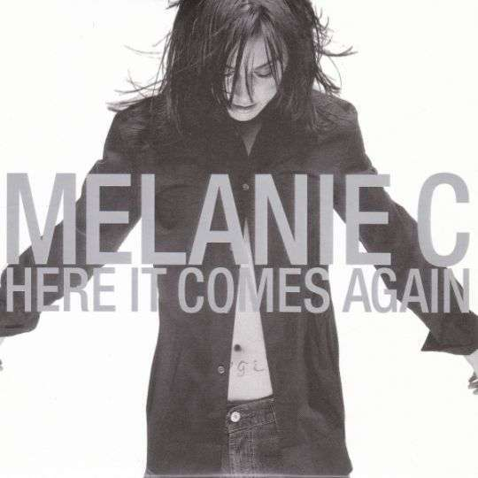 Coverafbeelding Here It Comes Again - Melanie C