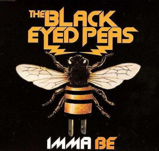 Coverafbeelding The Black Eyed Peas - Imma be