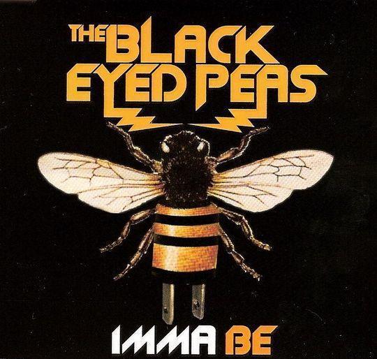 Coverafbeelding The Black Eyed Peas - Imma be