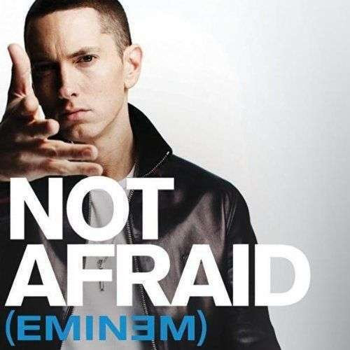 Coverafbeelding Eminem - Not afraid