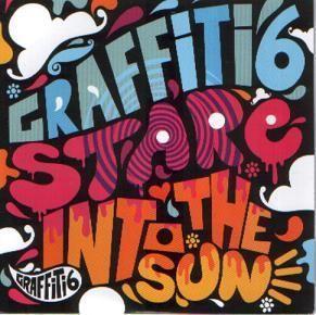 Coverafbeelding Graffiti6 - Stare into the sun