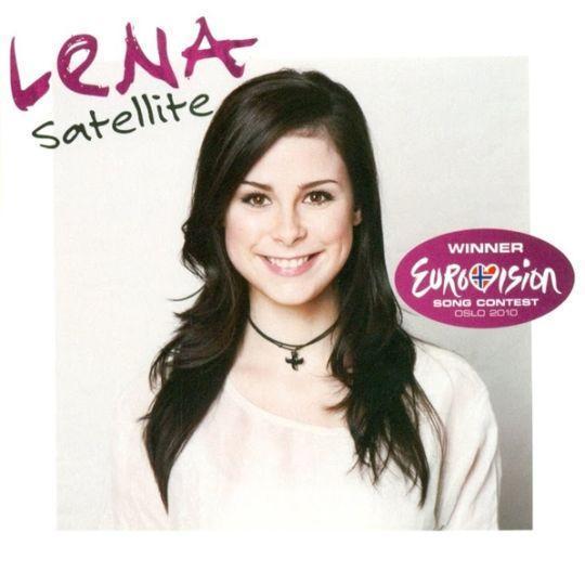 Coverafbeelding Lena - Satellite