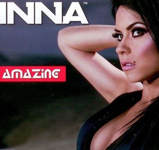 Coverafbeelding Amazing - Inna