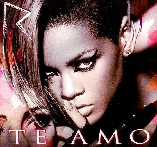 Coverafbeelding Te Amo - Rihanna