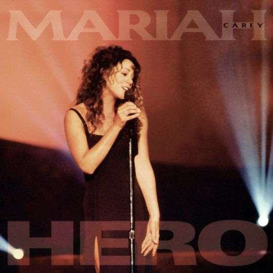 Coverafbeelding Mariah Carey - Hero