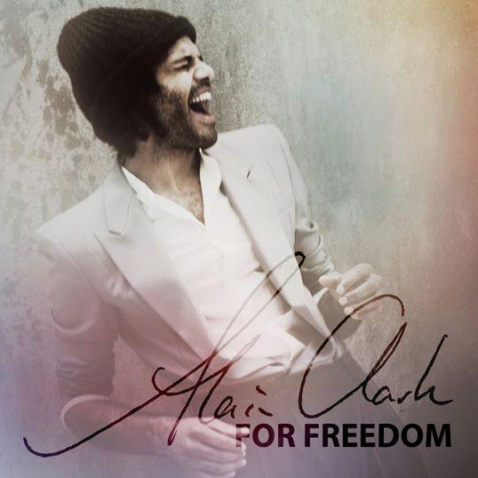 Coverafbeelding Alain Clark - For freedom