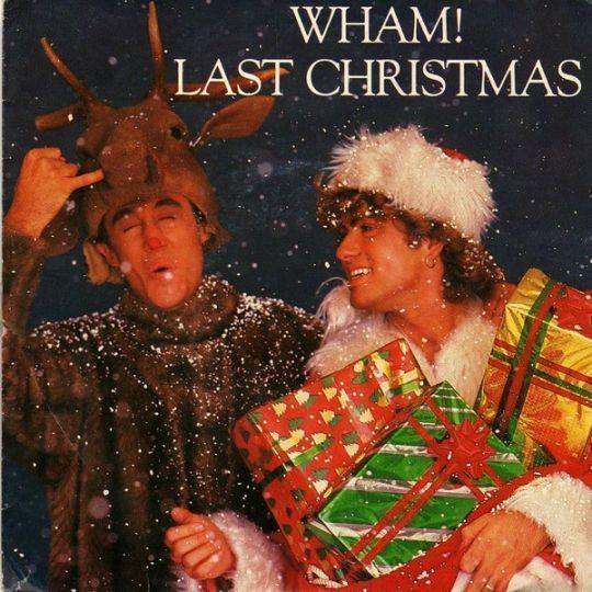 Coverafbeelding Wham! - Last Christmas