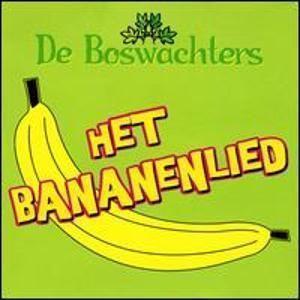Coverafbeelding De Boswachters - Het Bananenlied