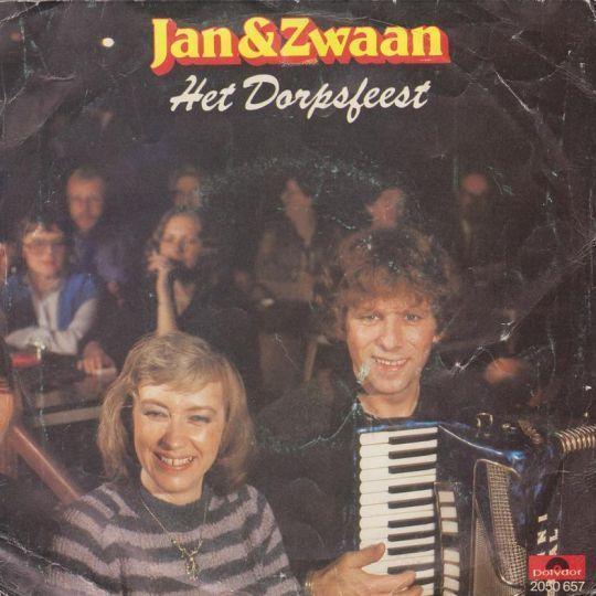Coverafbeelding Jan & Zwaan - Het Dorpsfeest