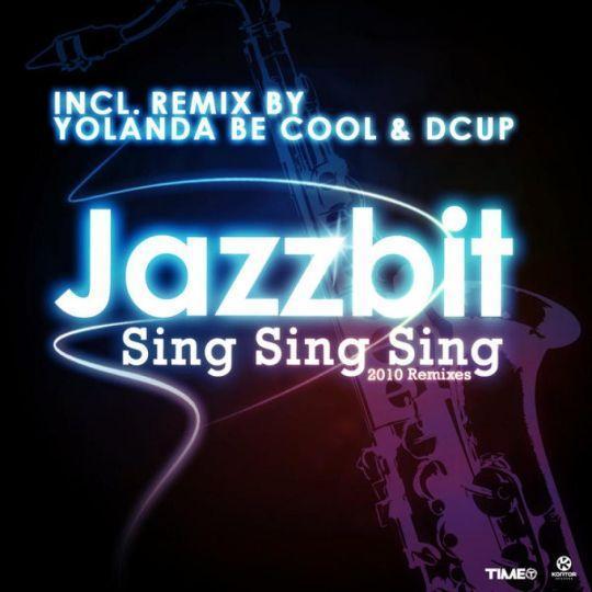 Coverafbeelding Jazzbit - Sing sing sing
