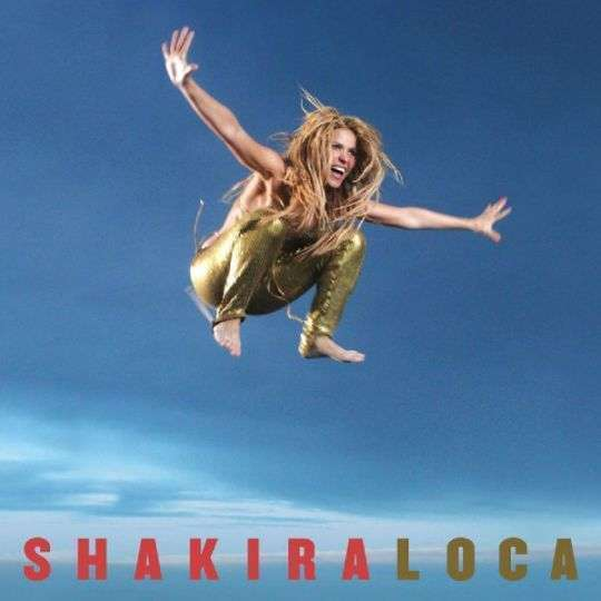 Coverafbeelding Loca - Shakira