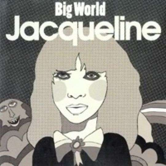 Coverafbeelding Jacqueline - Big world