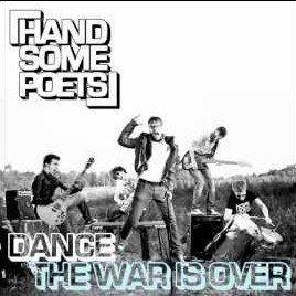 Coverafbeelding Dance - The War Is Over - Handsome Poets