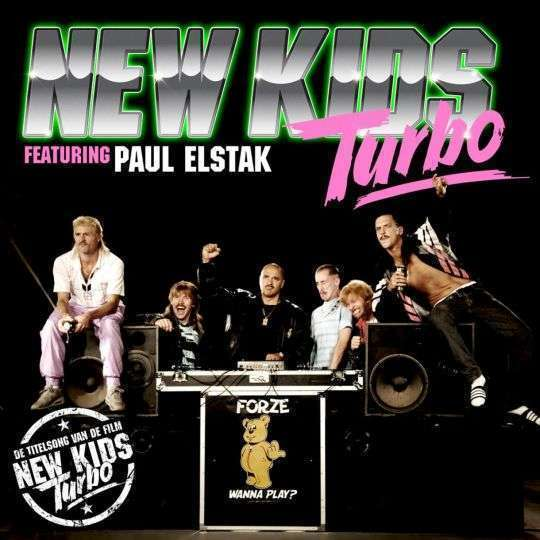 Coverafbeelding Turbo - De Titelsong Van De Film New Kids Turbo - New Kids Featuring Paul Elstak
