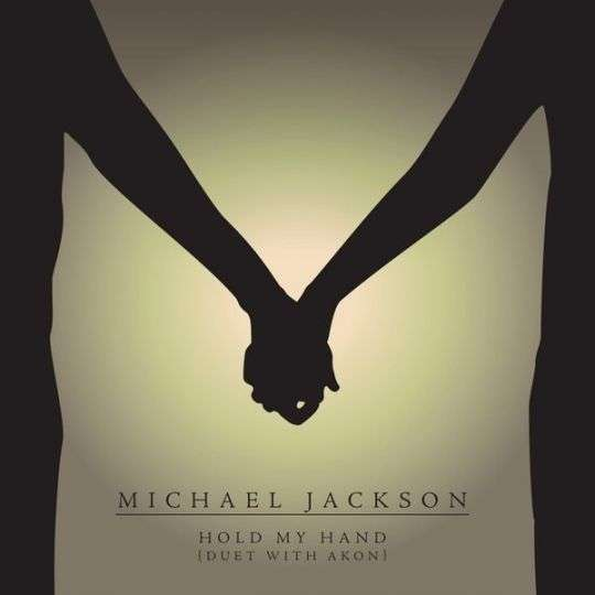 Coverafbeelding Michael Jackson (duet with Akon) - Hold my hand