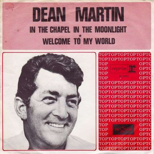 Coverafbeelding In The Chapel In The Moonlight - Dean Martin