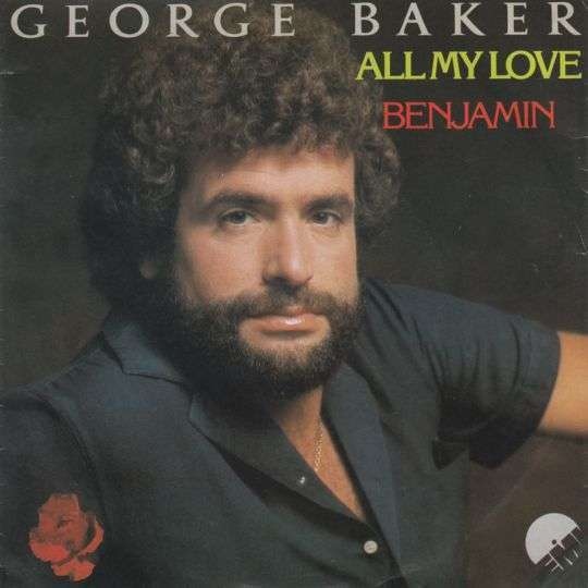 Coverafbeelding All My Love - George Baker