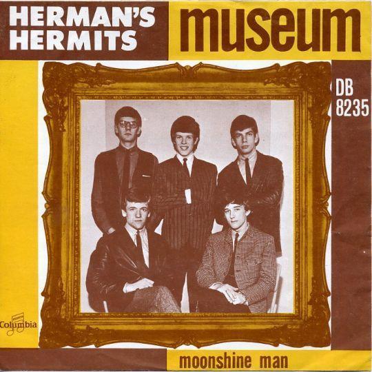 Coverafbeelding Museum - Herman's Hermits