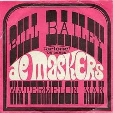 Coverafbeelding Bill Bailey - De Maskers