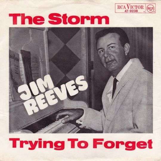 Coverafbeelding Trying To Forget - Jim Reeves