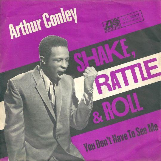 Coverafbeelding Shake, Rattle & Roll - Arthur Conley