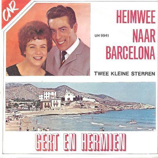 Coverafbeelding Heimwee Naar Barcelona - Gert En Hermien