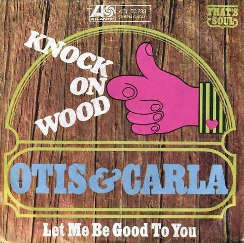 Coverafbeelding Knock On Wood - Otis & Carla