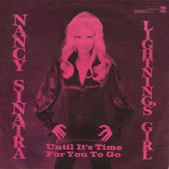 Coverafbeelding Lightning's Girl - Nancy Sinatra