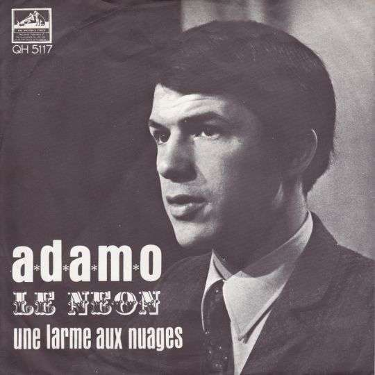 Coverafbeelding Le Neon - Adamo