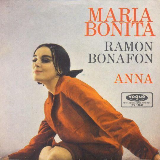 Coverafbeelding Maria Bonita - Ramon Bonafon