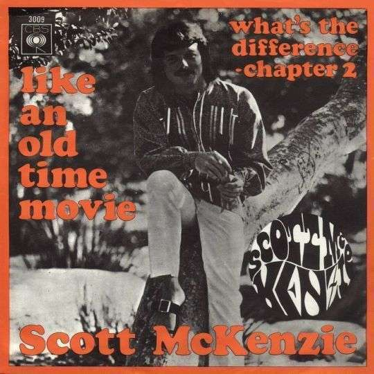 Coverafbeelding Like An Old Time Movie - Scott Mckenzie