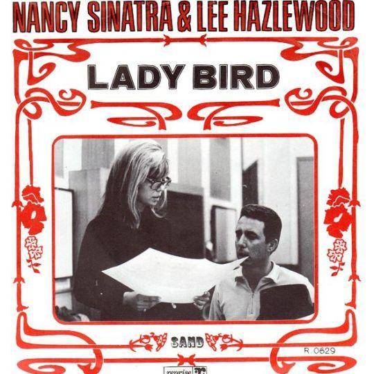 Coverafbeelding Lady Bird - Nancy Sinatra & Lee Hazlewood