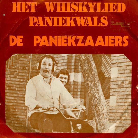 Coverafbeelding Het Whiskylied - De Paniekzaaiers