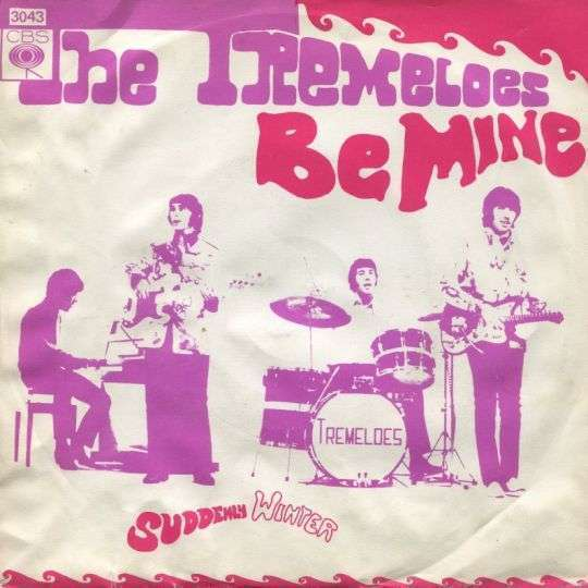 Coverafbeelding Be Mine - The Tremeloes