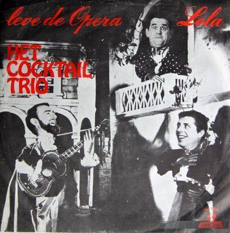 Coverafbeelding Leve De Opera - Het Cocktail Trio