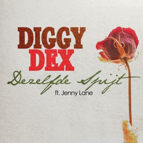 Coverafbeelding Dezelfde Spijt - Diggy Dex Ft. Jenny Lane