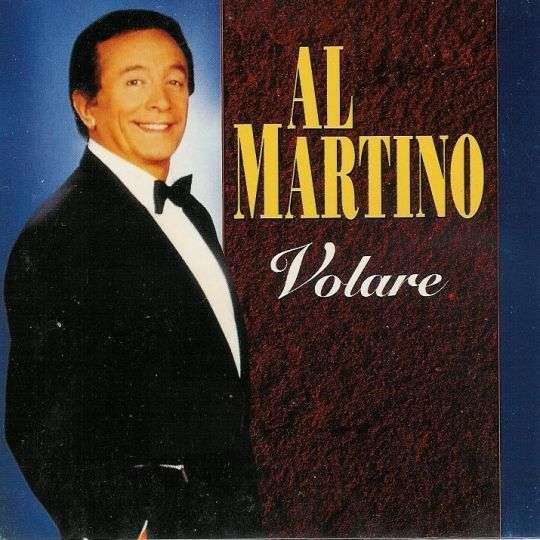 Coverafbeelding Volare [1993] - Al Martino
