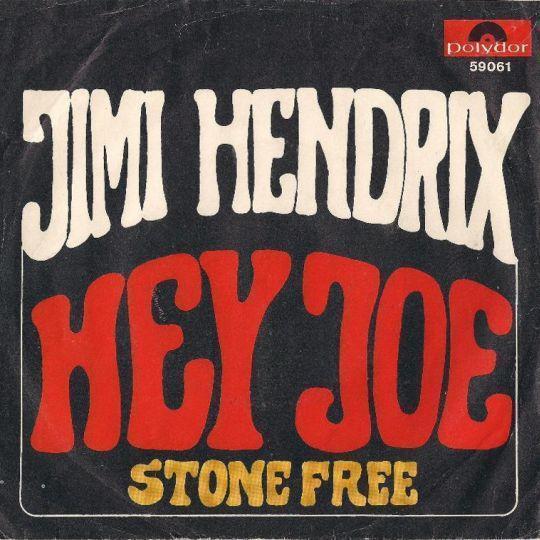 Coverafbeelding Hey Joe - Jimi Hendrix