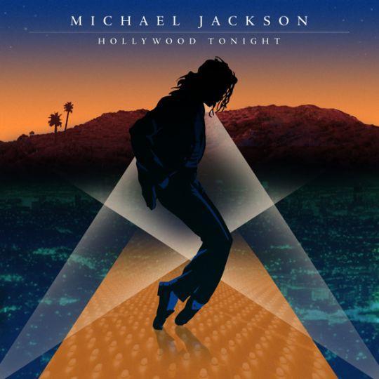 Coverafbeelding Michael Jackson - Hollywood tonight