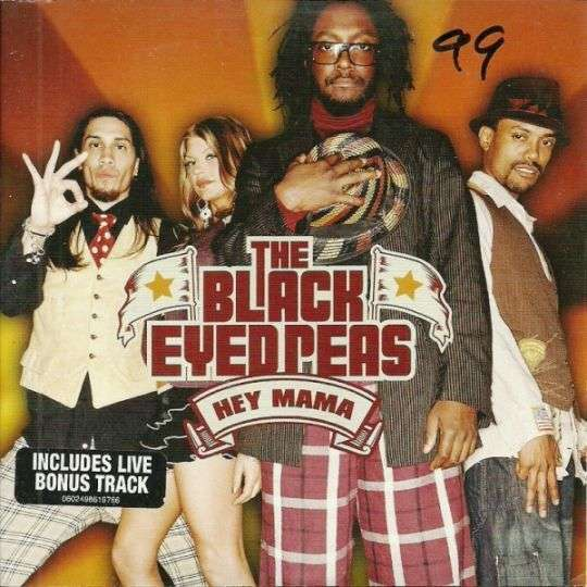 Coverafbeelding The Black Eyed Peas - Hey Mama